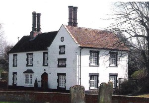 The Reading Rooms, now a private residence.